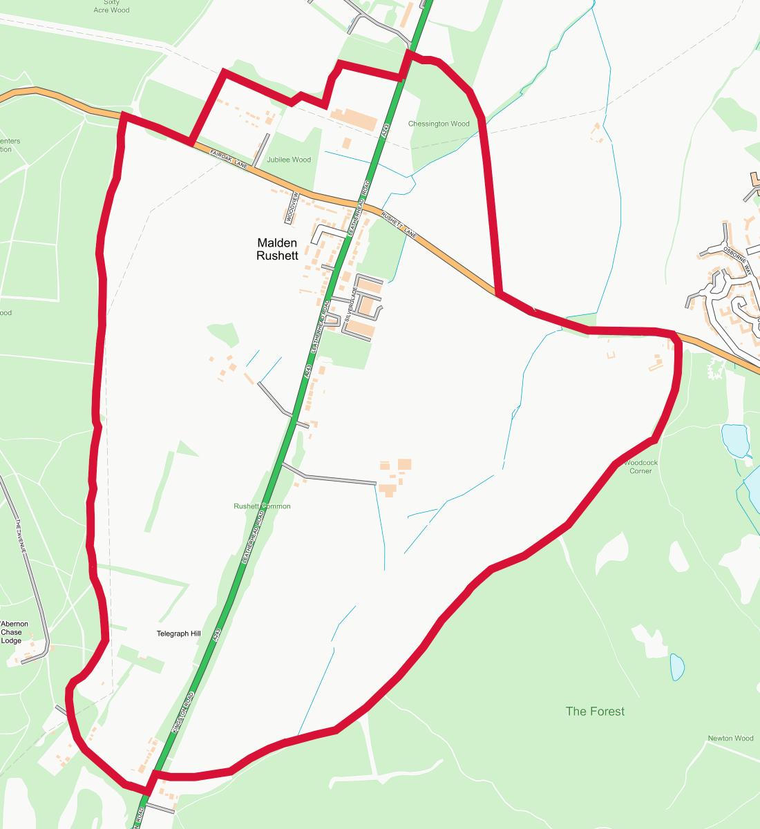 Malden Rushett Neighbourhood Area